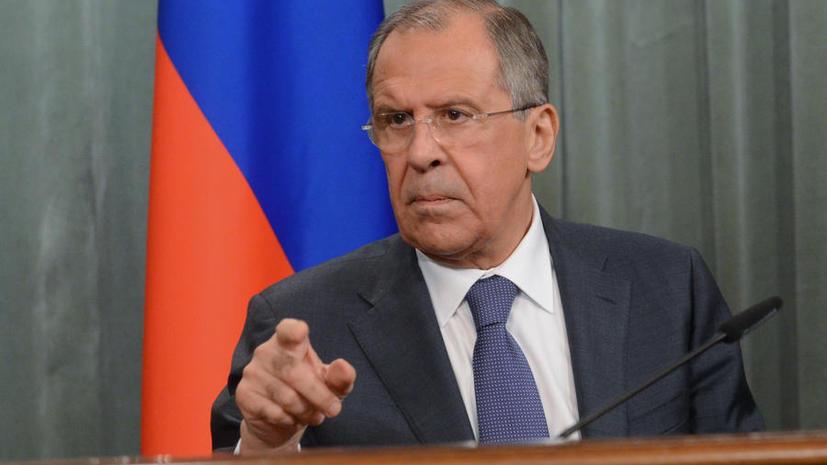 Сергей Лавров: Помощь соотечественникам за рубежом — безусловный приоритет политики РФ