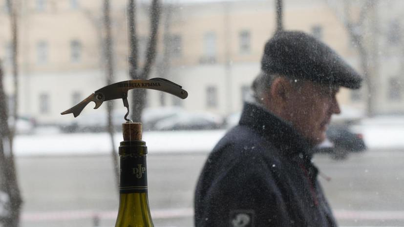 СМИ: Производителей нелегального алкоголя ждут крупные штрафы и тюремные сроки
