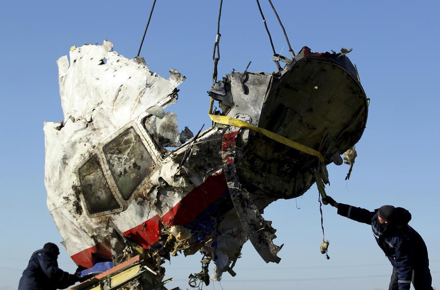 Малайзийские СМИ: Нидерланды игнорируют данные о крушении MH 17 в Донбассе