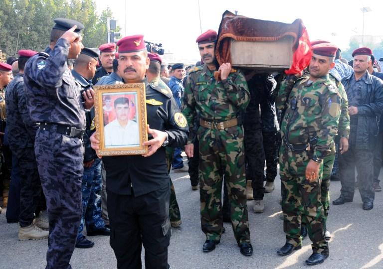 2013 год стал самым кровавым в Ираке за последние 5 лет