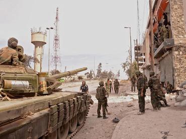 В Сирии объявлено 4-дневное перемирие
