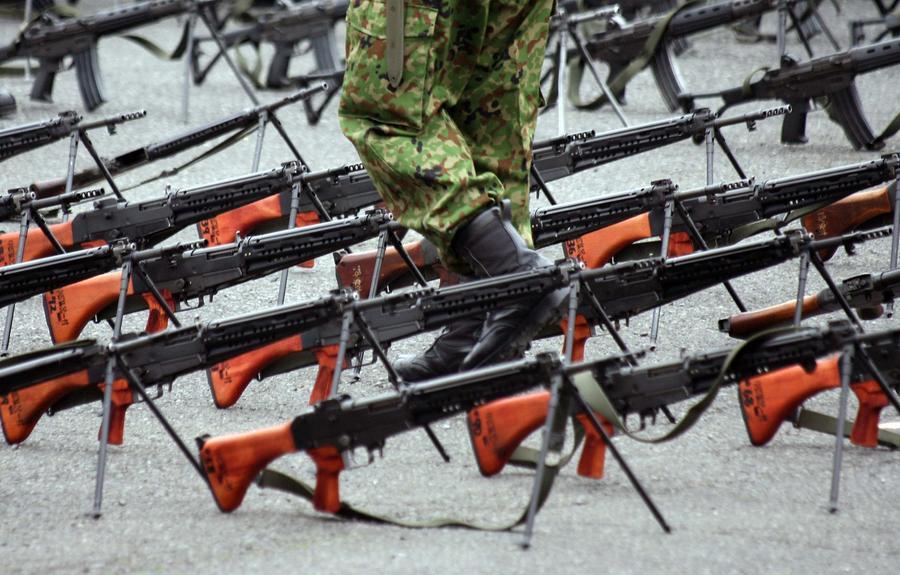Япония отменяет запрет на экспорт вооружений
