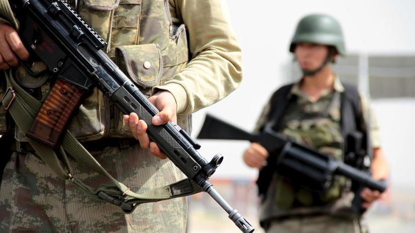 Правительство Ирака потребовало немедленно вывести турецкие войска с севера страны
