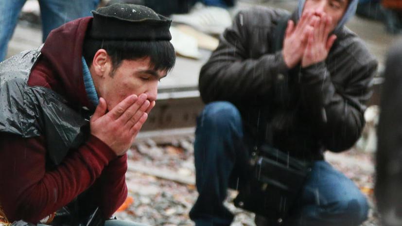 В Сургуте полицейские под дулом автоматов заставили местных мусульман срезать бороды