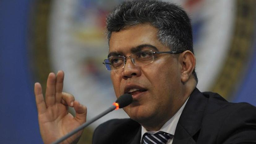 Власти Венесуэлы ждут ответа Сноудена в будущий понедельник