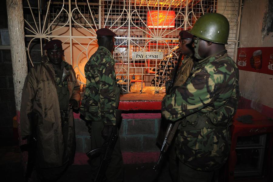 Кенийские военные останутся в Сомали до победы над террористами из «Аш-Шабаб»
