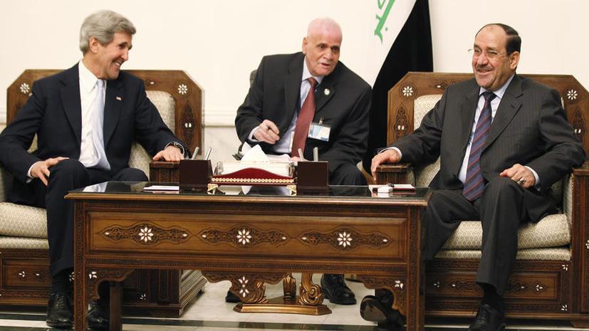 США требуют от Ирака закрыть небо для иранских самолетов