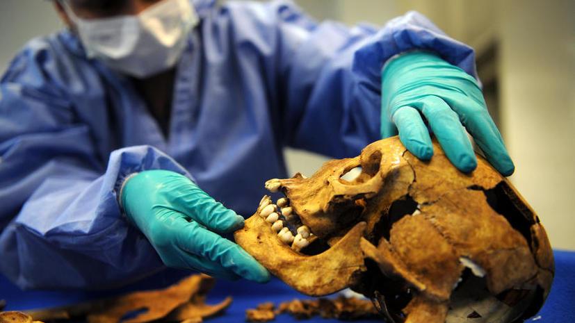 Черепа из лондонской ямы оказались трофеями римских легионеров