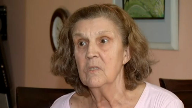 В США арестовали 71-летнюю старушку, которая выгнала шумевших детей на мороз