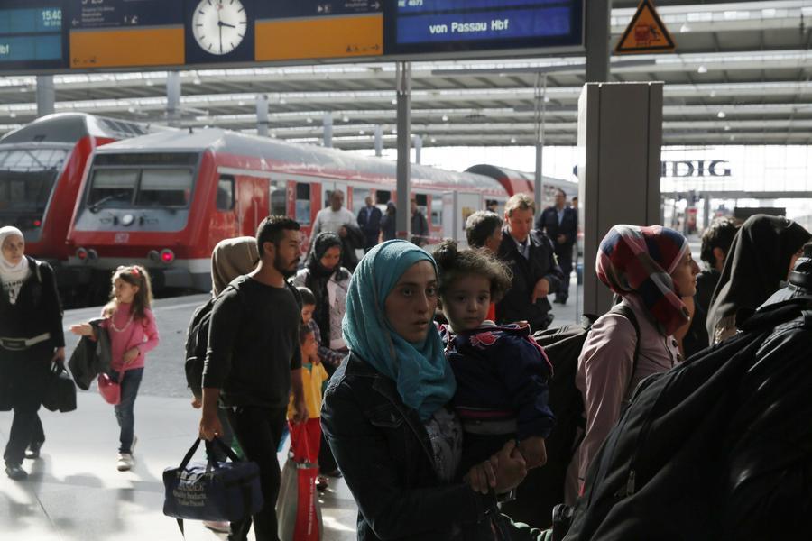 В Германии бесследно исчезли 130 тыс. беженцев