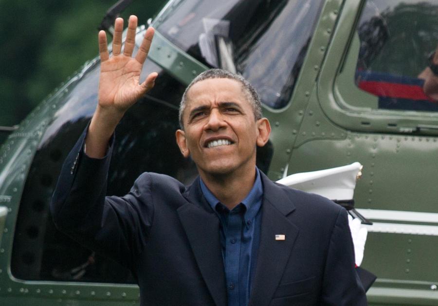 Социологический опрос: лишь 30% американцев верят президенту