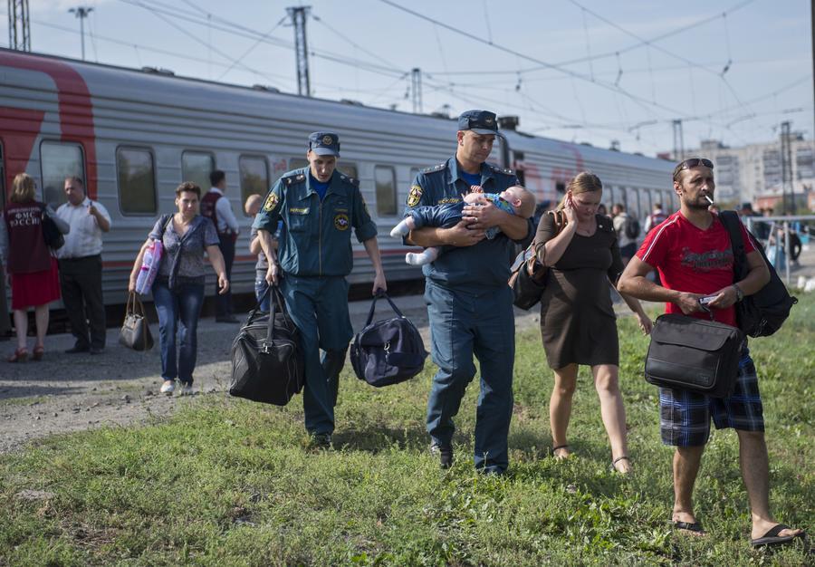 СМИ: За две недели число беженцев с Украины в РФ увеличилось на 80 тысяч человек