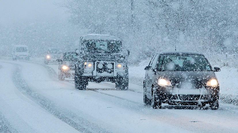 Снегопады подталкивают Великобританию к тройной рецессии