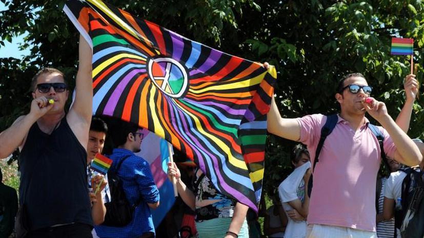 Panamerican Post: Американские СМИ нагнетают истерию вокруг российских геев
