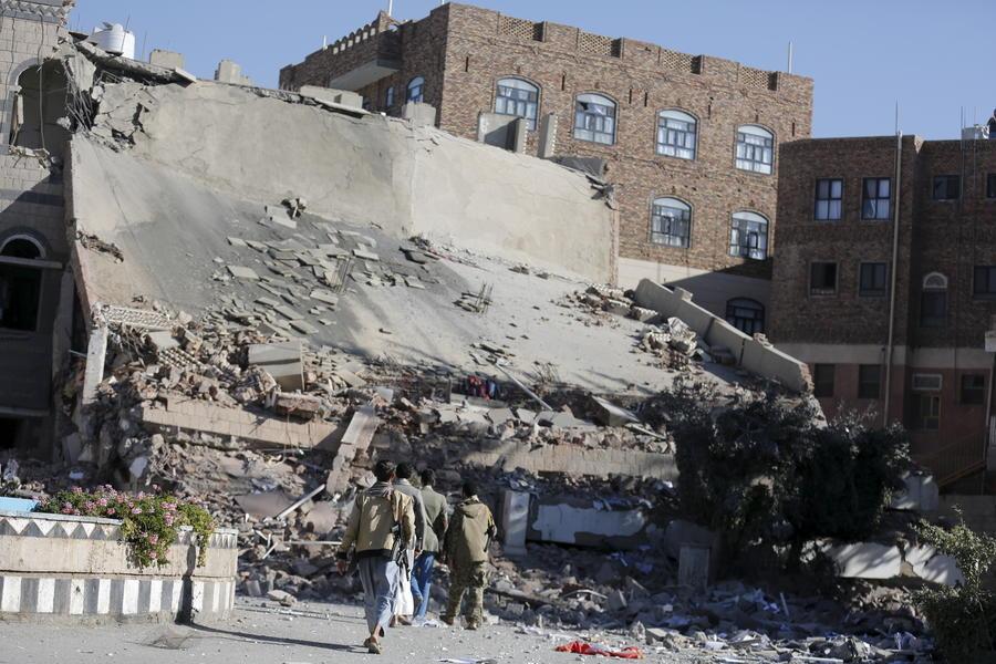 Коалиция во главе с Саудовской Аравией разбомбила центр по уходу за слепыми в Йемене