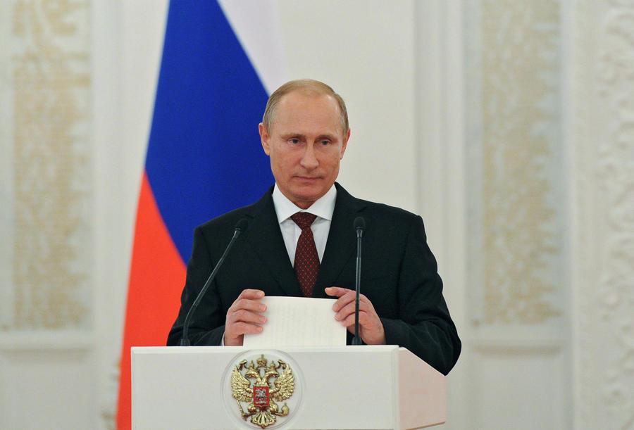 Владимир Путин подписал закон о создании свободной экономической зоны в Крыму на 25 лет