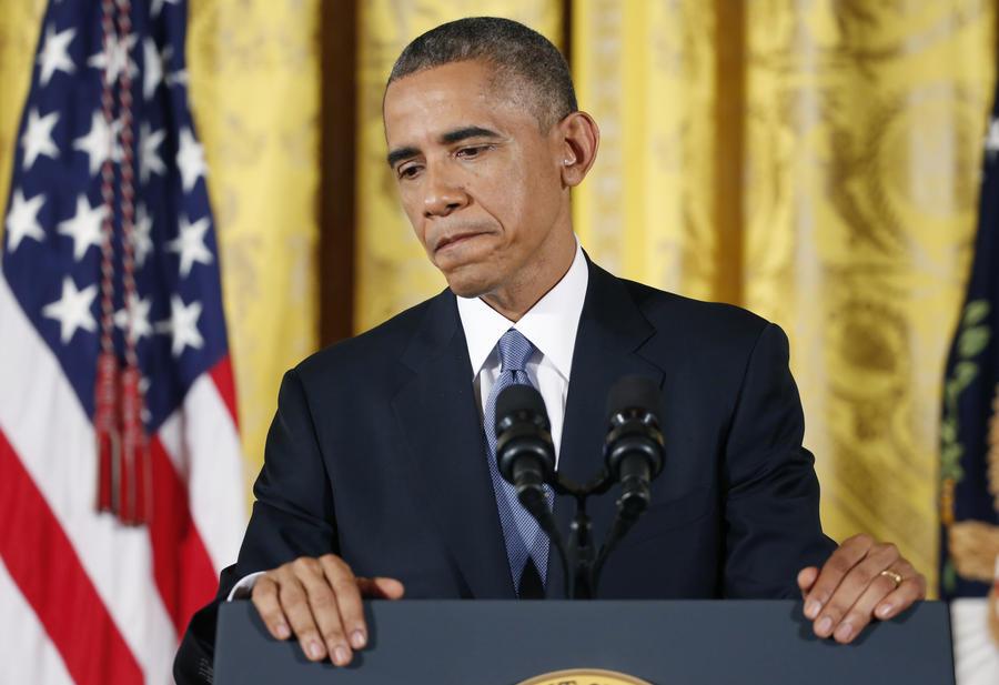 Telegraph: Политика несдержанных обещаний Обамы унижает Америку