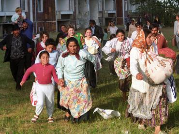 Евросоюз может закрыть двери для балканских цыган