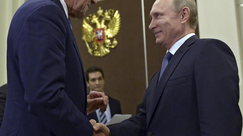 Джон Керри в Сочи: 15 минут славы Украины подошли к концу