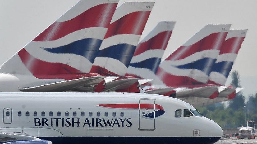 British Airways уличили в расистском оскорблении пассажира