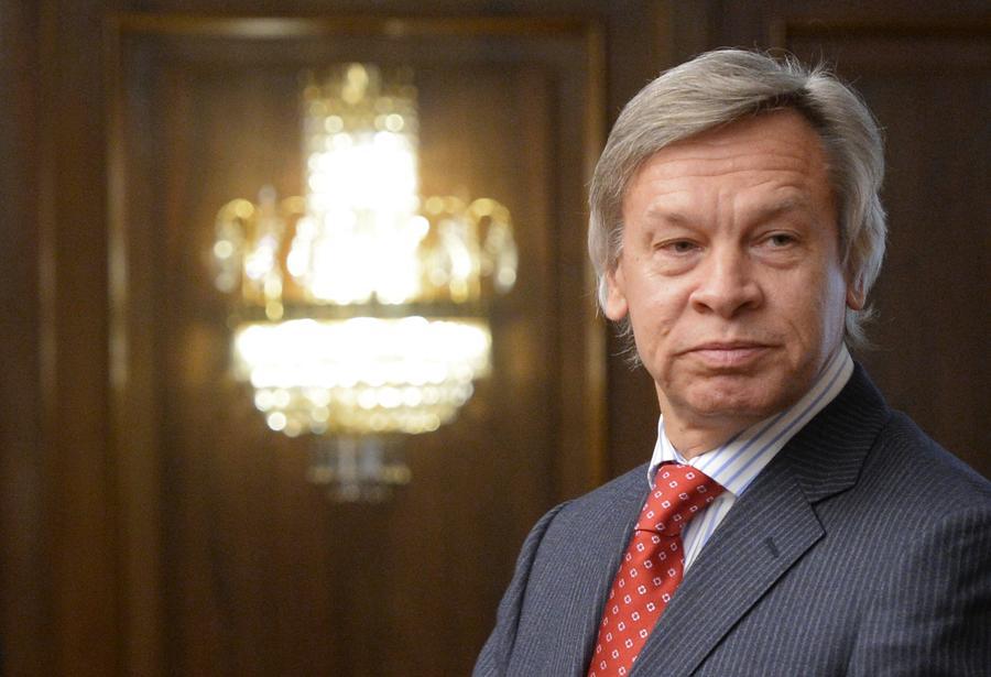 Алексей Пушков: Страны БРИКС обсудят меры противодействия «оранжевым революциям»