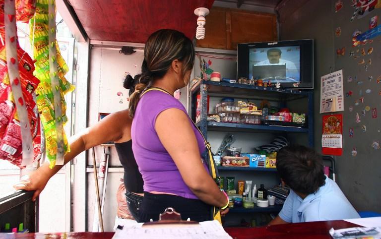 Президент Венесуэлы раскритиковал телевизионные сериалы за разжигание насилия в обществе