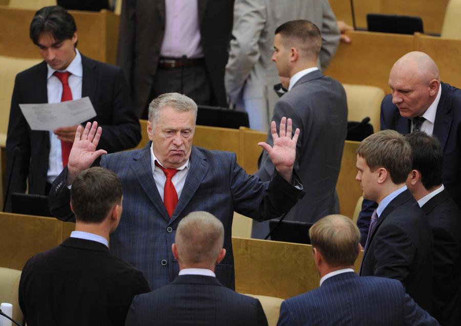 Депутаты Госдумы предлагают сажать на десять лет за нападение на журналистов