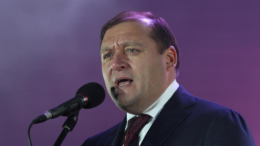 Кандидат в президенты Украины Михаил Добкин: У людей отняли право смотреть то, что они хотят