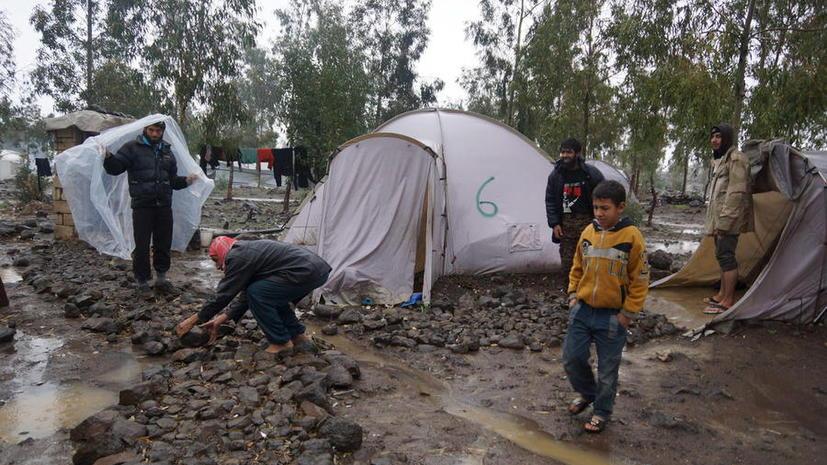 ООН просит $8 млрд для помощи сирийцам в 2016 году