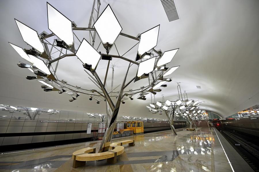 тропарево метро фото