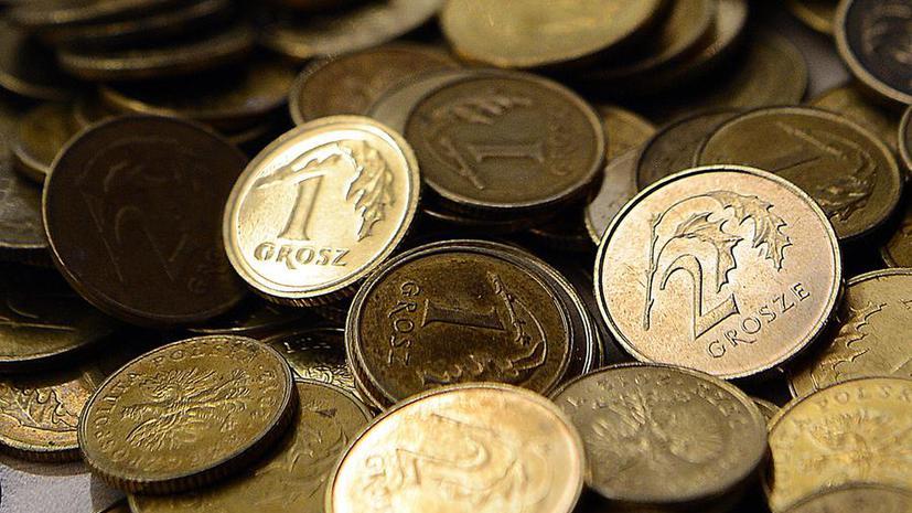 Поляки не желают менять злотые на евро