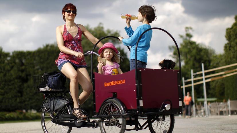 Владимир Путин: иметь большую семью должно стать модным