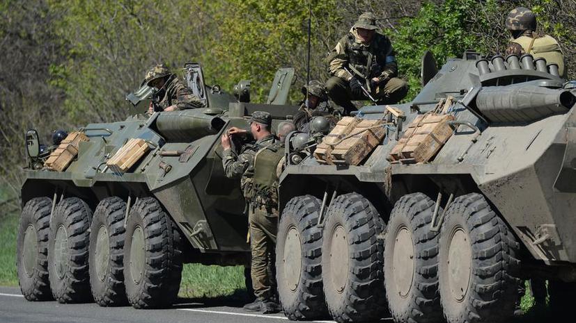 Украинские бизнесмены зарабатывают сотни миллионов на карательной операции на юго-востоке страны