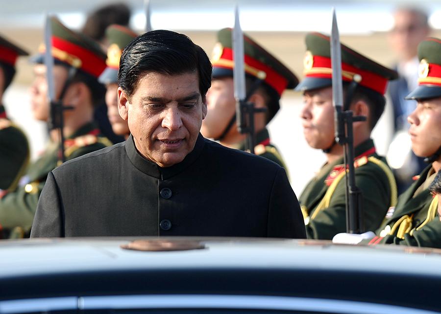 Верховный суд Пакистана постановил арестовать премьер-министра страны