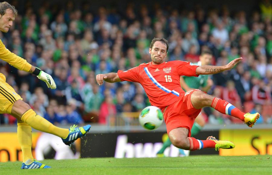 Сборная России по футболу проиграла Северной Ирландии в отборе к ЧМ