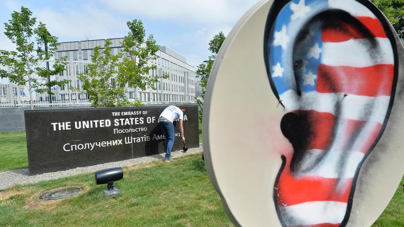 СМИ: американские спецслужбы прослушивали иностранных дипломатов