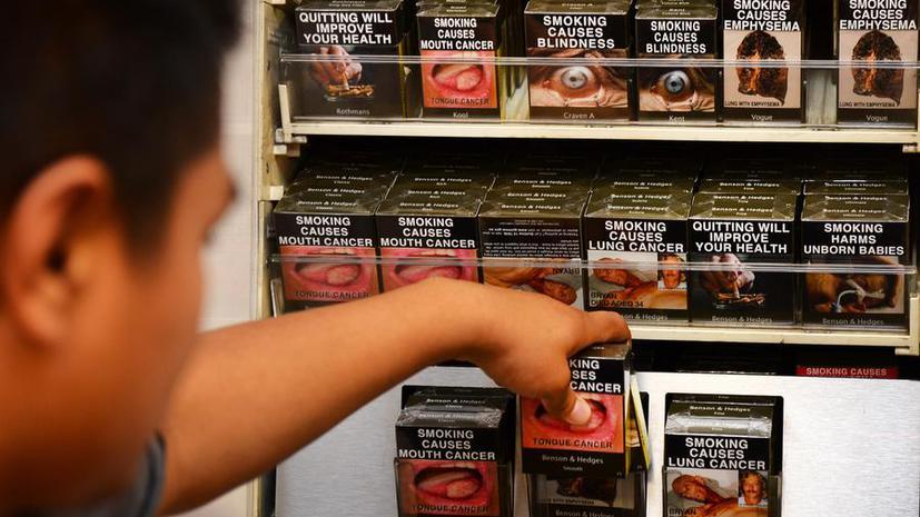 Австралия будет следить за каждым курильщиком