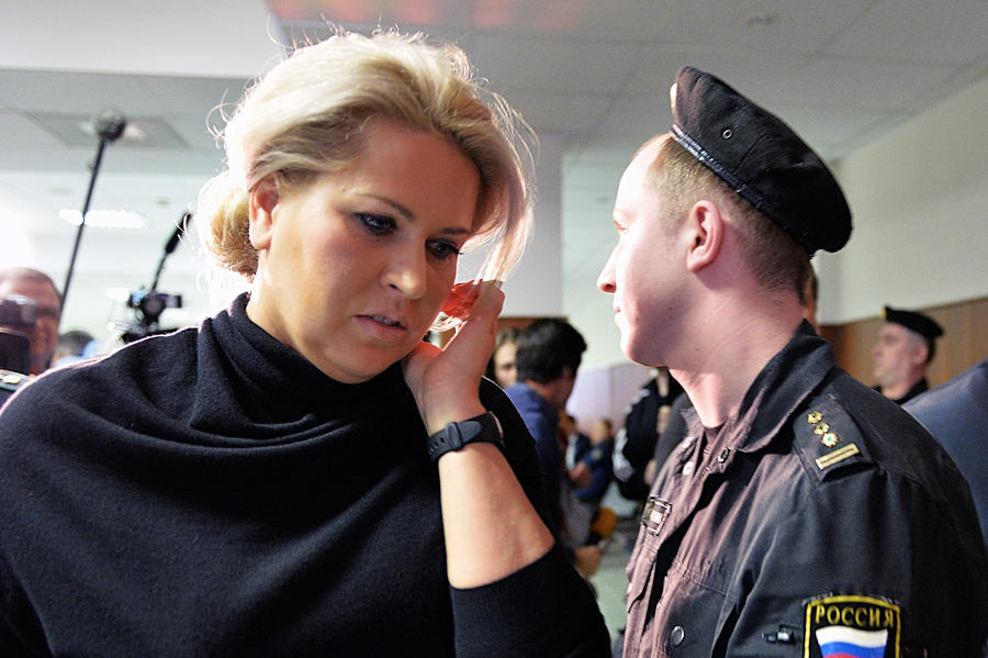 Фигурантка по делу «Оборонсервиса» Евгения Васильева обвинила следствие в нарушении свободы вероисповедания