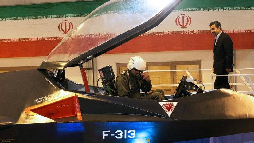 СМИ: Новейший иранский истребитель – фальшивка