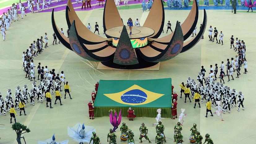 Ветеран-болельщик из Бразилии посетит финал ЧМ-2014 по билету 1950 года