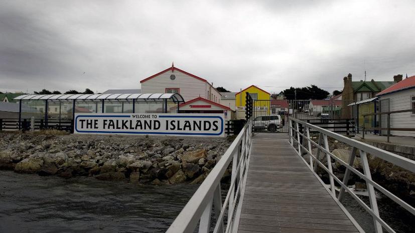 Британские военные разрабатывают новый план защиты Фолклендских островов