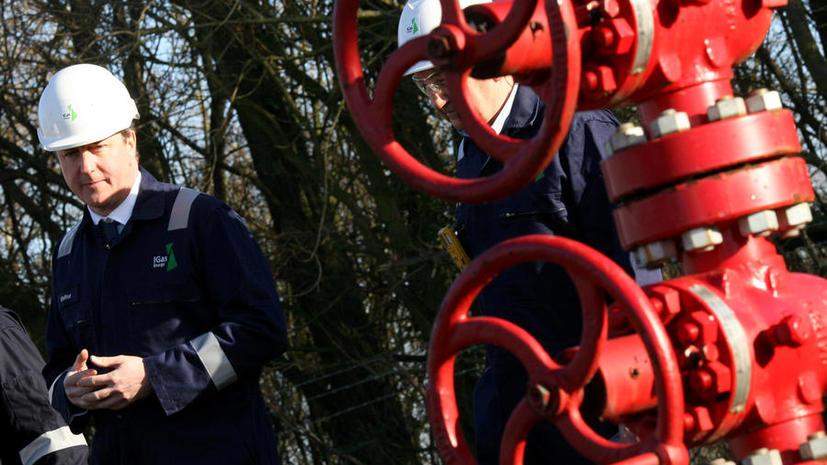 СМИ: Власти Великобритании помогают корпорациям в борьбе с противниками фрекинга