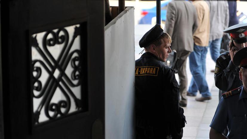 Полиция подтвердила факт захвата заложников в Астрахани