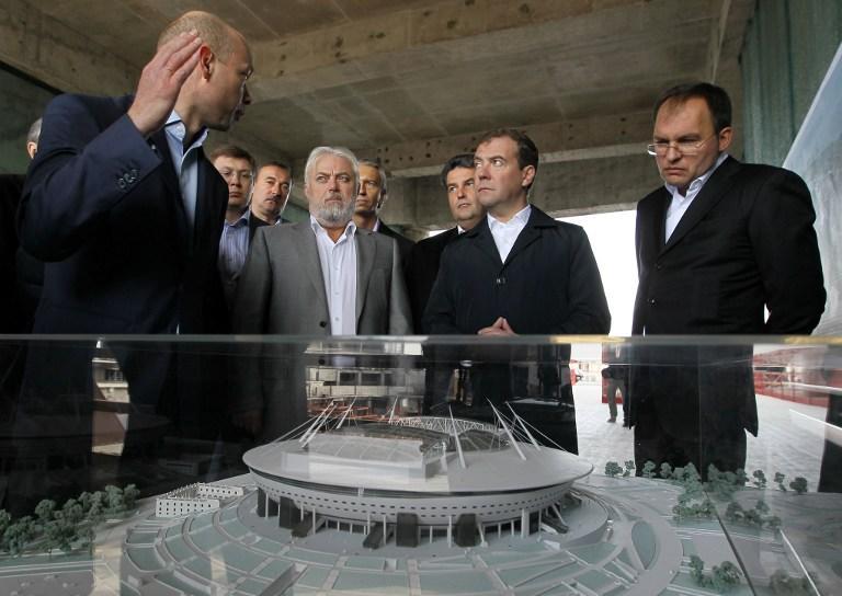 «Зенит-Арена» не станет самым дорогим футбольным стадионом в мире