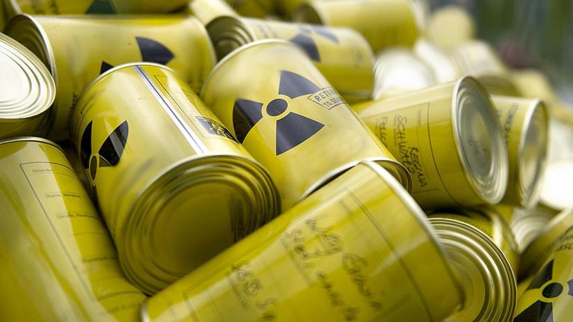 Воры в Великобритании украли радиоактивные отходы
