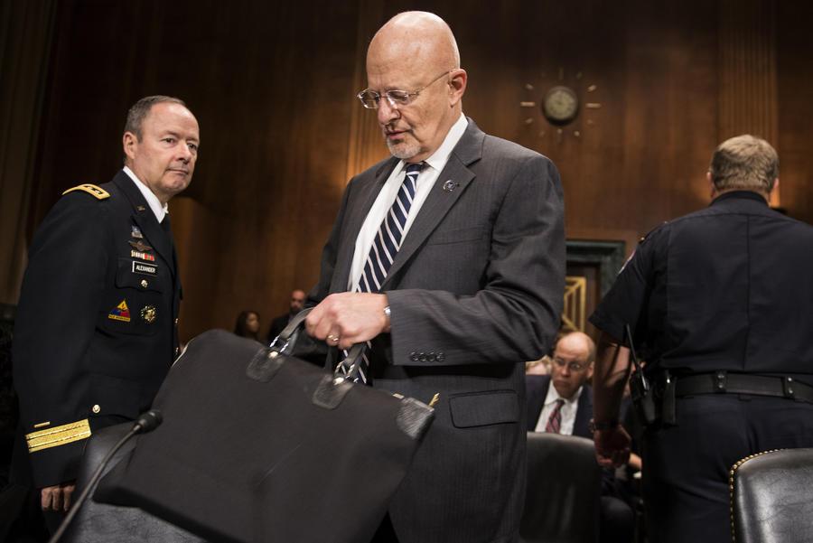 Глава американской разведки: соратники Сноудена внутри спецслужб представляют «критическую угрозу» для США