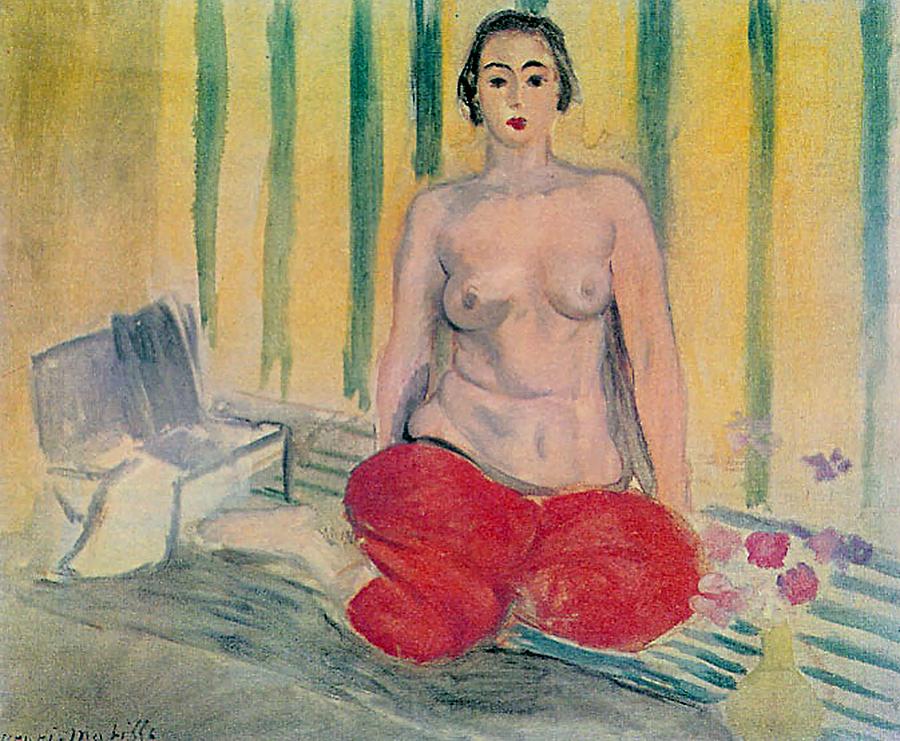 Продавцы краденой картины Матисса осуждены в Майами
