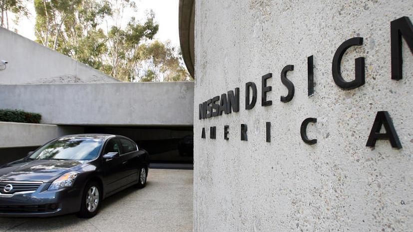 Nissan откроет в России дизайн-студию