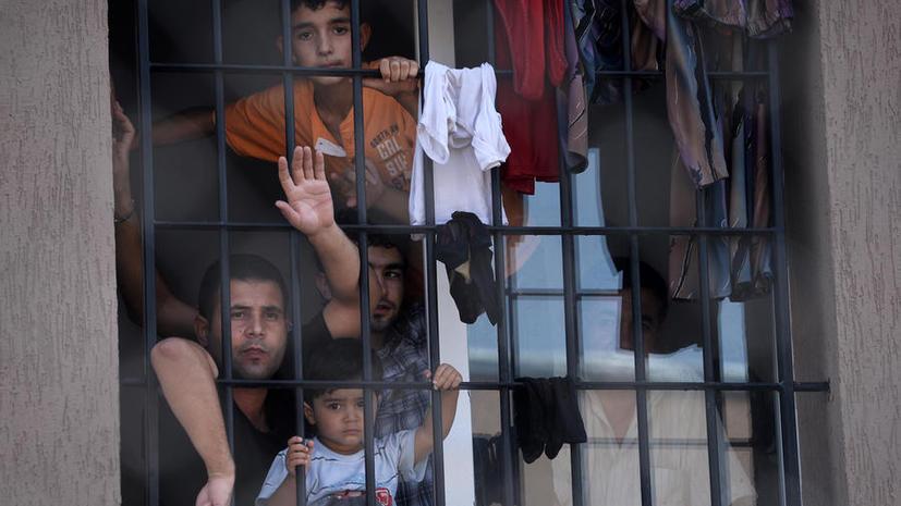 Болгария попросила Евросоюз помочь разместить сирийских беженцев