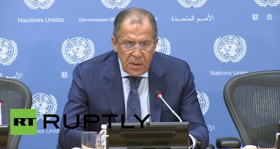 Сергей Лавров: Авиаудары РФ в Сирии не выйдут за пределы территории ИГ